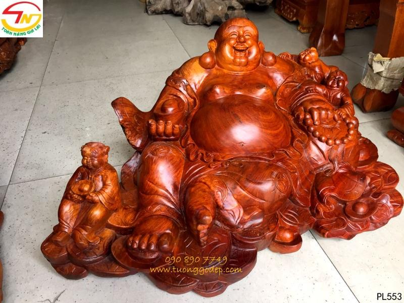 Tượng Phật Di Lặc tam phúc