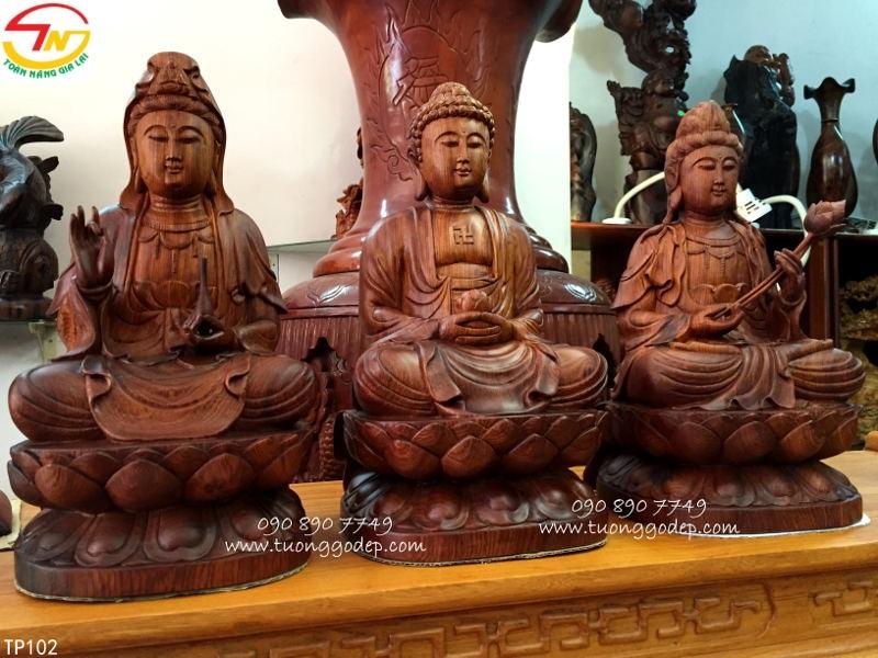 Bộ tương Tam thế Phật
