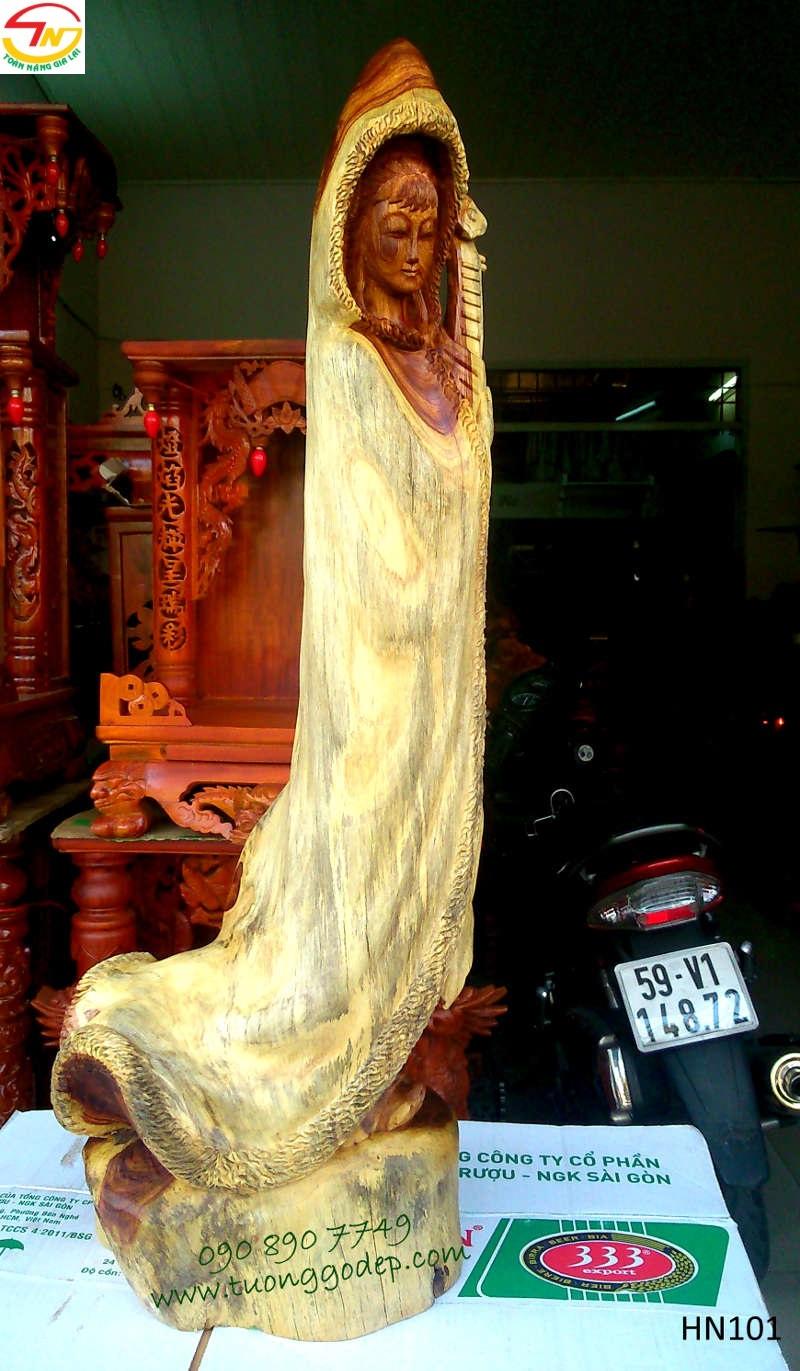 Tượng Tiên nữ