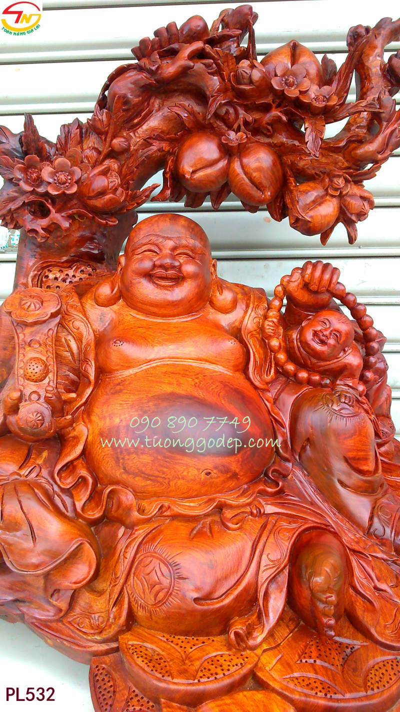 Phật Di Lặc như ý