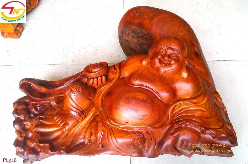Phật Di Lặc chiêu tài