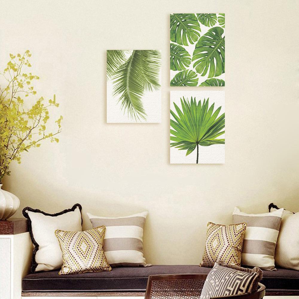 Tranh canvas trang trí phòng khách đẹp hiện đại