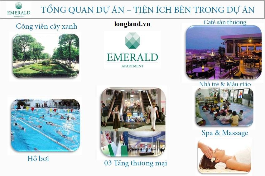 Tien ich du an Emerald Thu Duc - Metro so 11