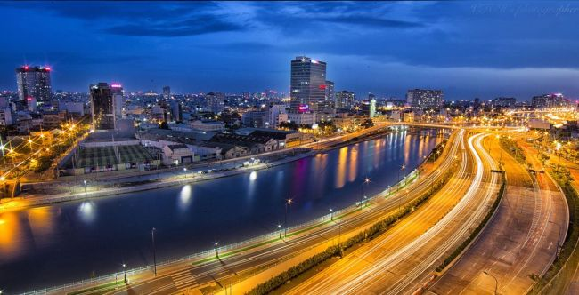 the gold view bến vân đồn