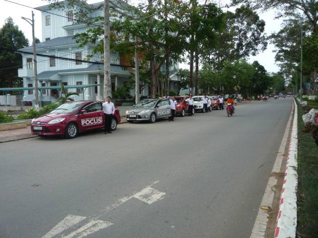 Kiểm tra xe miễn phí