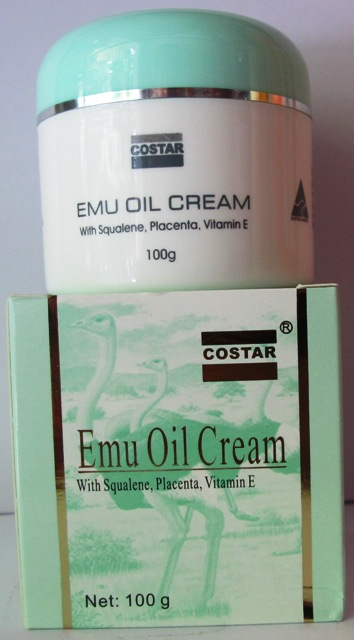 emu oil cream