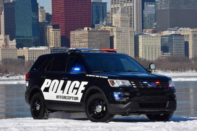 Police Interceptor Utility 2016