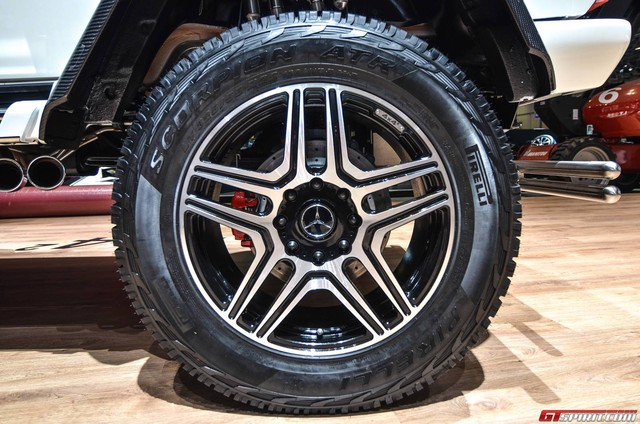 Mercedes-benz g500 4x42