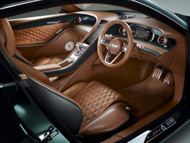 bentley exp 10 speed