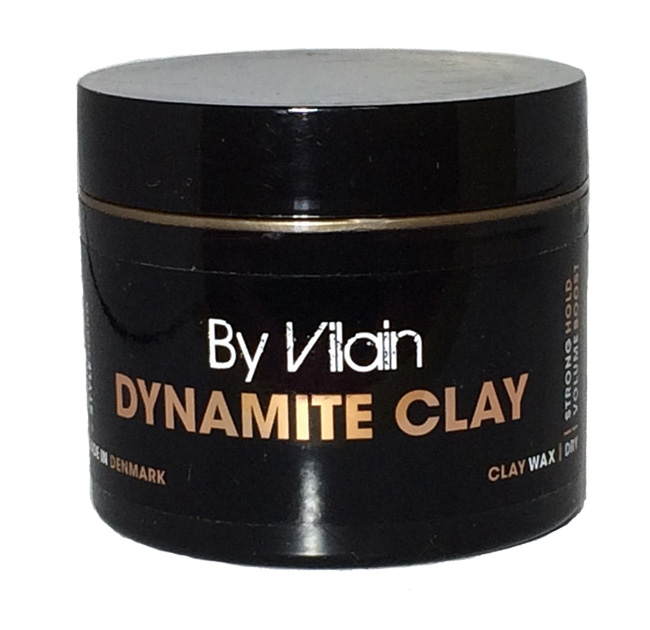 sáp vuốt tóc by vilain dynamite clay