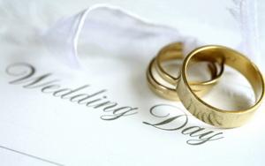 Cách chọn nước hoa cho ngày hôn lễ