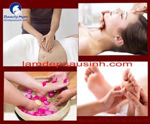 deal massage cho ba bau