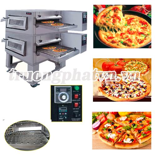 Lò nướng bánh Pizza băng chuyền chất lượng tốt nhất