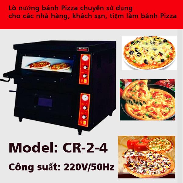 lò nướng bánh Pizza tầng