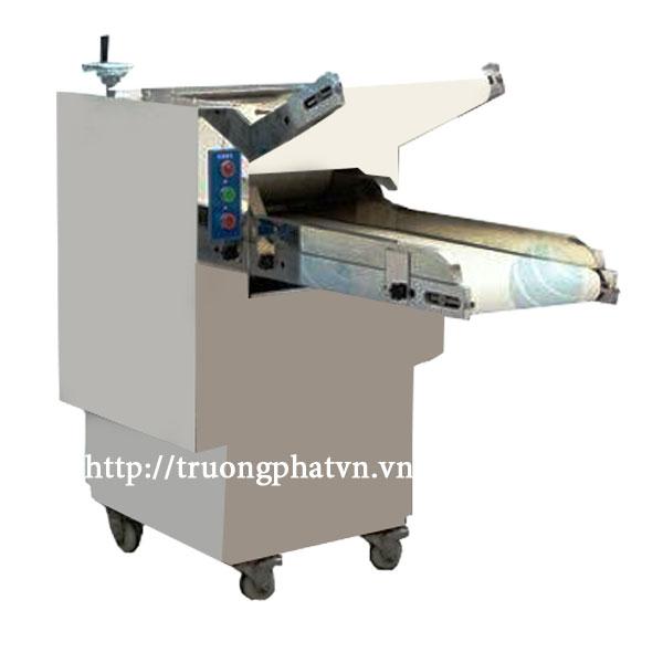 máy cán bột tự động, dây chuyền sản xuất làm bánh mì