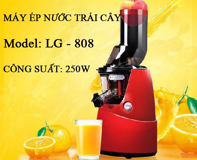 máy ép nước trái cây LG - 808