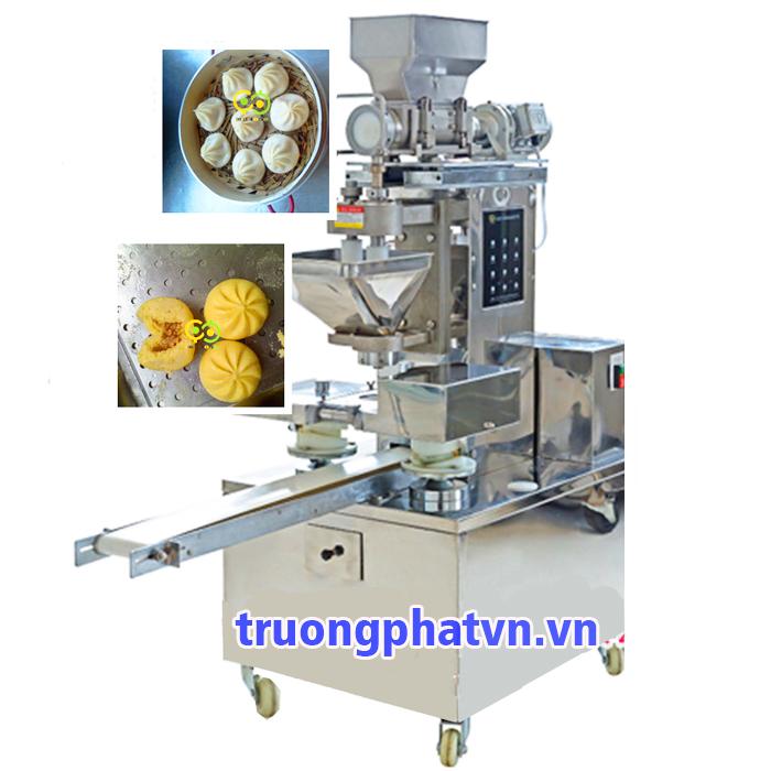 máy làm bánh bao tự động
