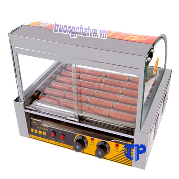 máy nướng xúc xích DY-7