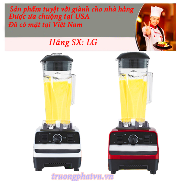 máy xay sinh tố đa năng LG - 800 cho nhà hàng