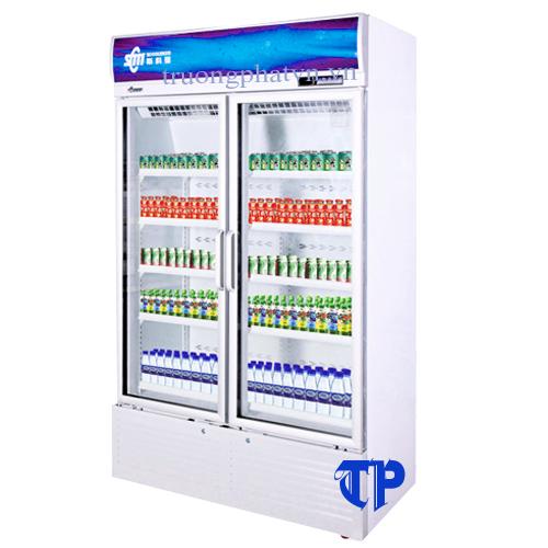 tủ mát siêu thị SLG - 860F