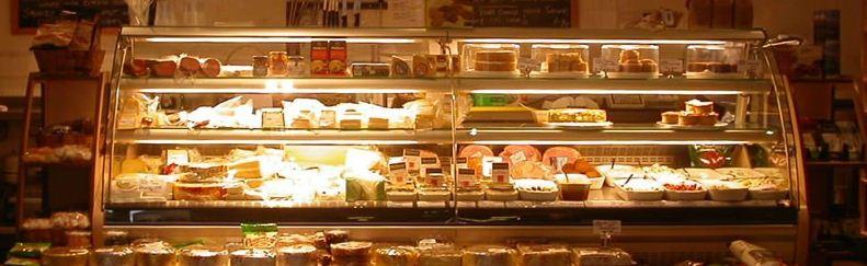 Các loại tủ trưng bày bánh ngọt, bánh sinh nhật