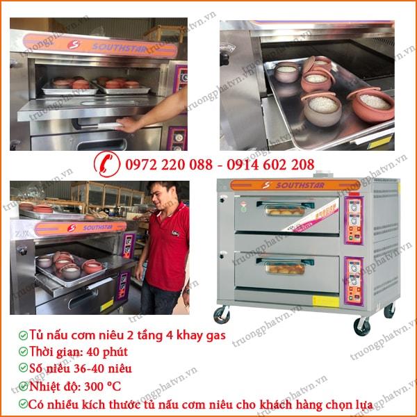 Cài đặt nhiệt độ thích hợp cho lò nấu cơm niêu