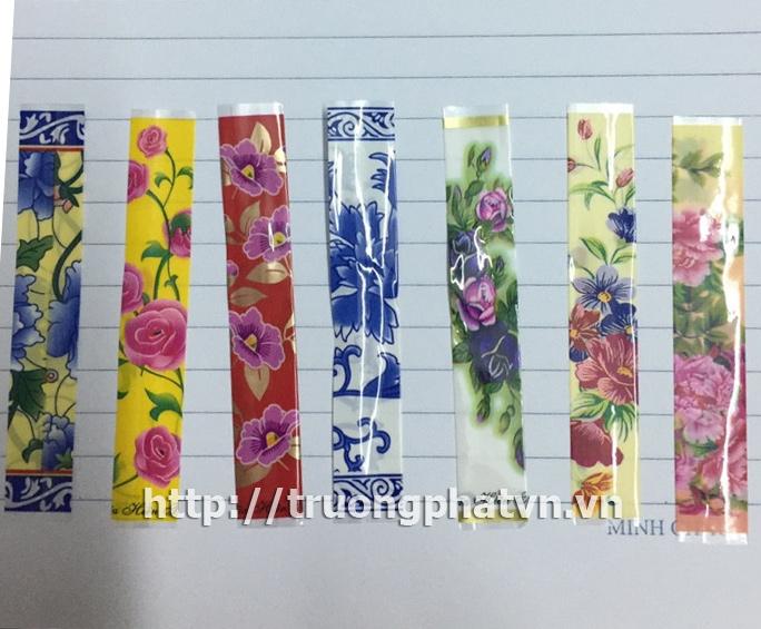 mẫu màng lilon co đũa