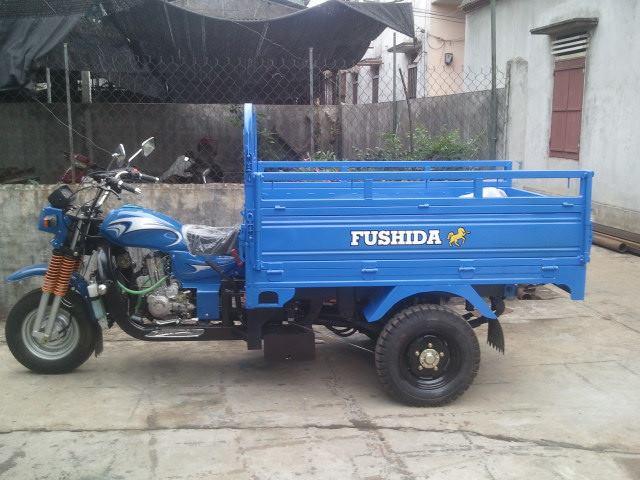 xe ba gác fushida