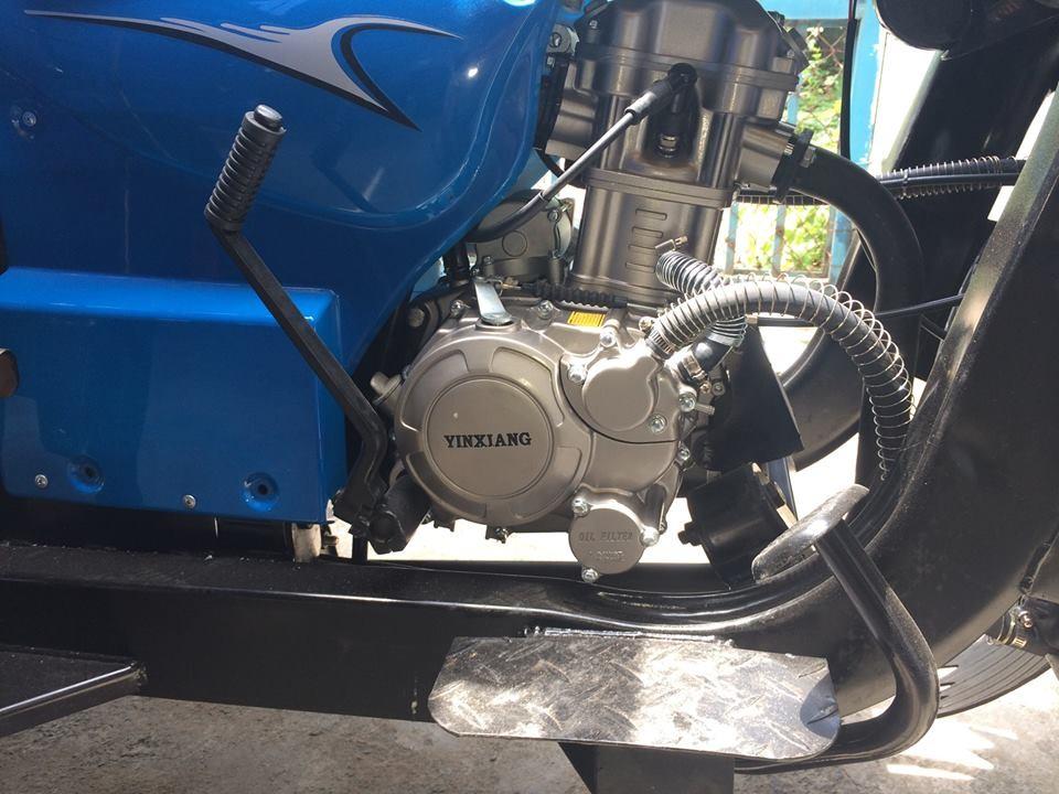 động cơ tiết kiệm nhiên liệu của xe loi ba banh