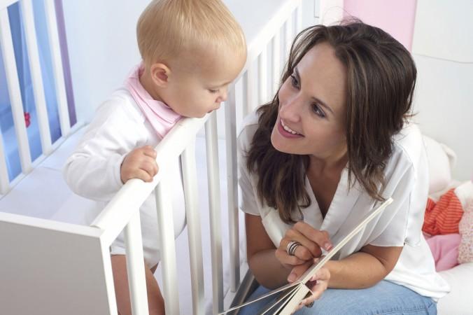 Giúp phát triển trí thông minh cho trẻ 0-12 tháng tuổi 3