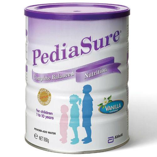 sữa pediasure giúp trẻ cải thiện tình trạng biếng ăn hiệu quả