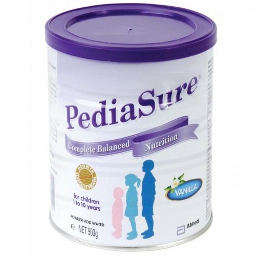 Sữa Pediasure nắp tím cải thiện tình trạng trẻ biếng ăn
