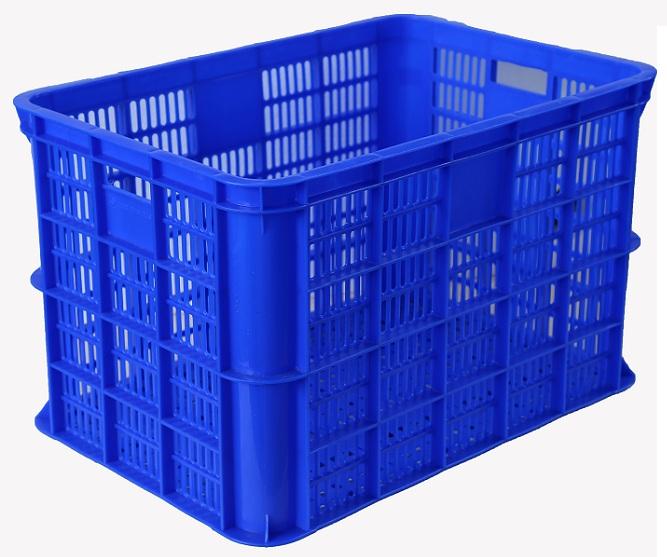 sóng nhựa hở vn04-hl, thùng nhựa 61x42x39cm