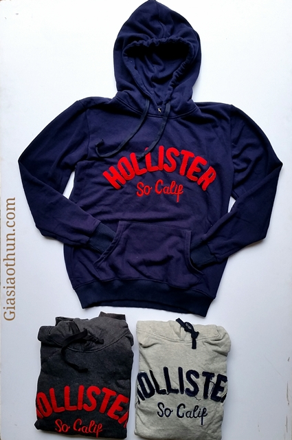 áo khoác nam nữ Hollister