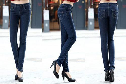 Nhiều mẫu quần jean khá đẹp