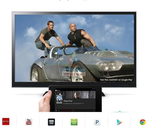 Thiết bị kết nối Tivi HDMI MHL không dây EZCast