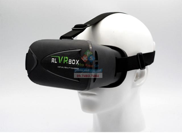 Kính thực tế ảo cao cấp VR 3D RL cực chất tại Cần Thơ