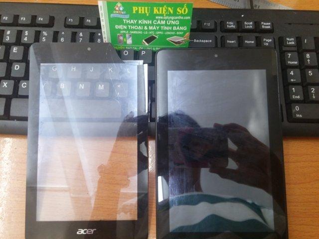 Thay ép kính màn hình cảm ứng Acer B1 730HD tại Cần Thơ