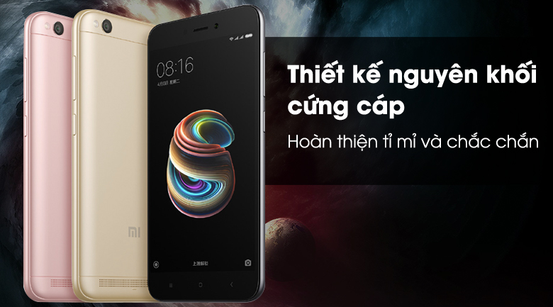 Bao da, ốp lưng Xiaomi Redmi 5A