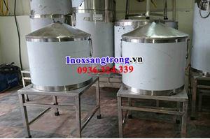 Các mẫu nồi tráng bánh cuốn bằng điện tại Inox Sang Trọng luôn đảm bảo chất lượng
