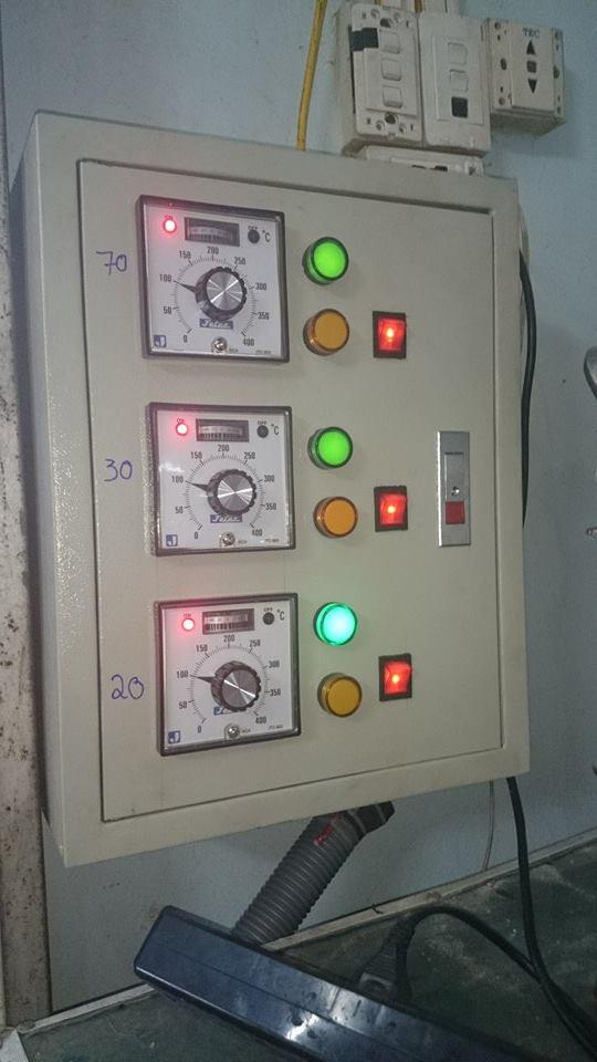 Bảng điều khiển điện áp cho nồi nấu phở