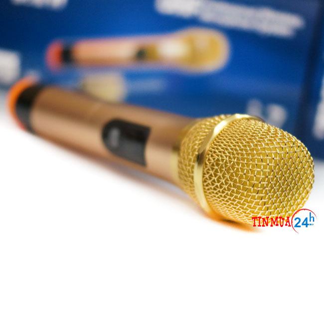 micro karaoke chính hãng JMW I7
