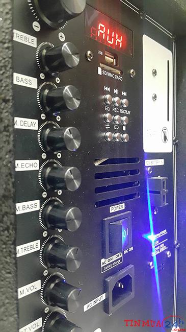 Bảng mạch chỉnh âm Loa Kéo Di Động Bose DK-6869