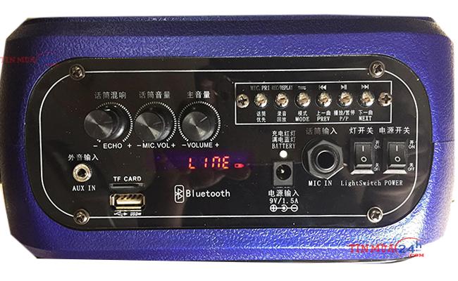 Bo mạch Loa Di Động Bluetooth VSP SA-852