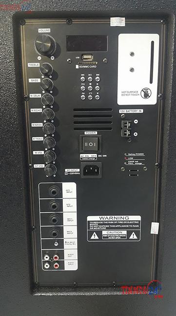 Bo mạch Loa Kéo Di Động Bose DK-668