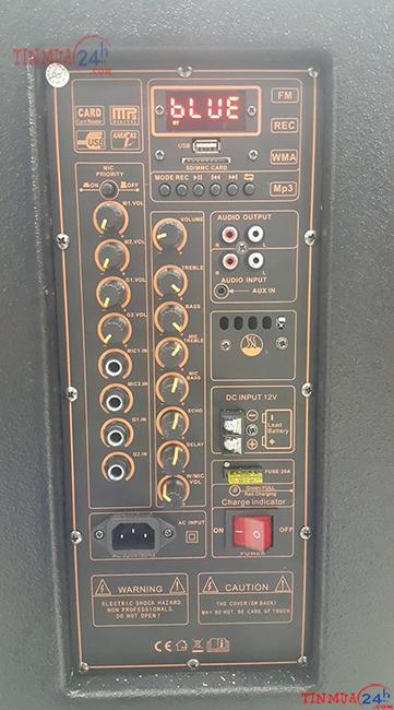 Bo mach loa keo Bose DK 9898FX