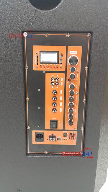 Bo mạch Loa Kéo Di Động Bose DK 9898FX