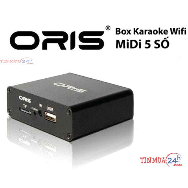 Box Karaoke Oris Tự Phát Wifi