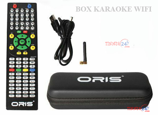 Phụ kiện Box Karaoke Oris Tự Phát Wifi