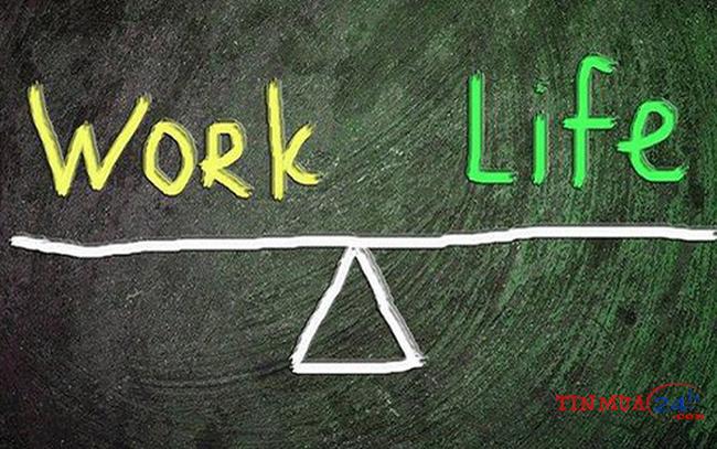 Cân bằng công việc cuộc sống
